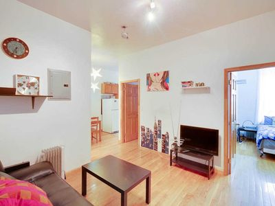 Photo for Apartments Lower East Side - 19 - Two Bedroom Apartment, Sleeps 5