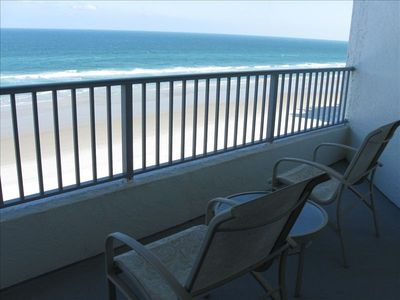 Photo for MILLION $$ VIEW-7th Floor Direct Ocean Balcony-Free Wi-Fi...Why Settle?