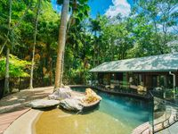 Beautiful secluded rainforest retreat