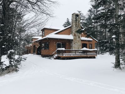 Photo for Ski-In/Ski-Out Cottage At Bretton Woods Resort