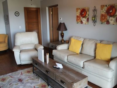 Photo for Adorable 1bed Condo - walk out to pool! No steps! Great Lake Location-Easy Access to SDC- Marina!