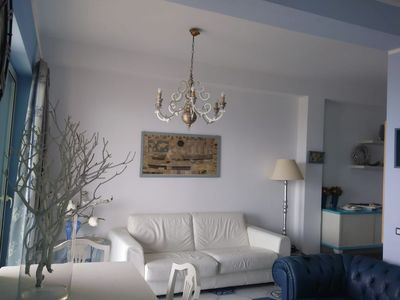 Photo for Nautilus House with Terrace on the Sea