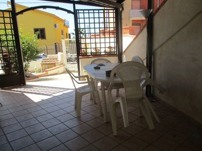 Photo for Villa with garden 1 km from the sea