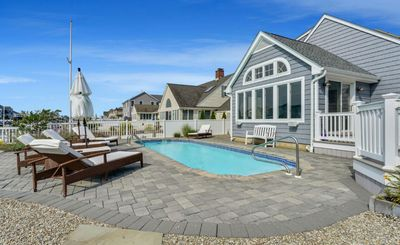 Photo for Mantoloking Waterfront 4 Bedroom with Private Ocean Access