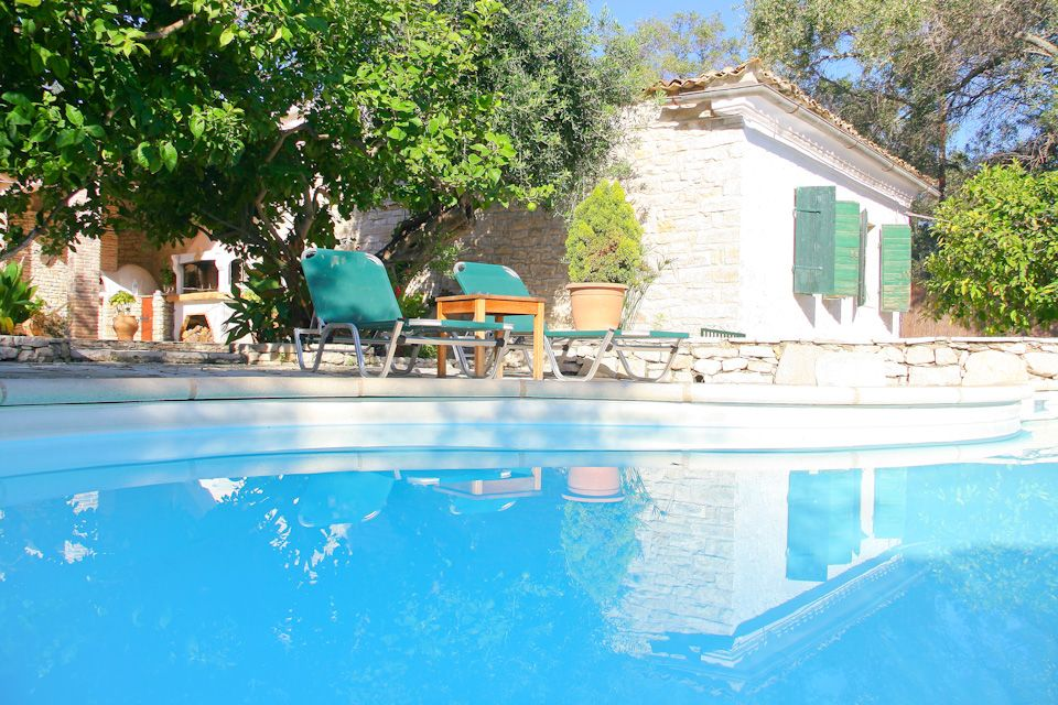 Property in Paxos for 40,000 Euros