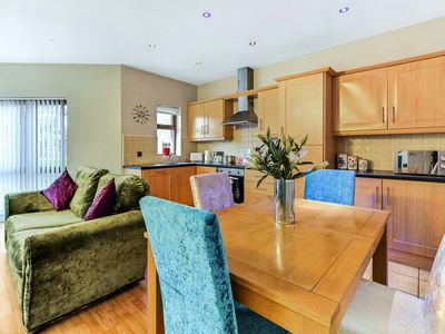 Photo for Prime location apartment in the heart of Ballycastle.