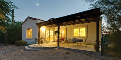 Photo for Charming Southwest-Style Vacation Home with Birds & Wildlife plus Mountain Views