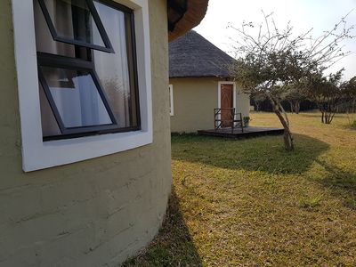 Photo for Accommodation 2 with African style and modern ambience - in the middle of Djungel