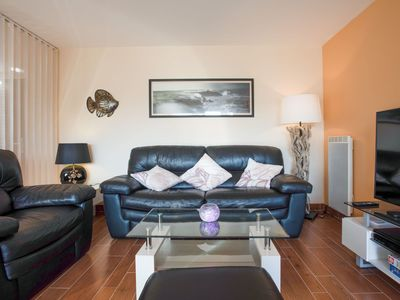 Photo for Lovely apartment for 4 people with WIFI, TV and parking