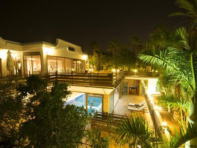 Photo for Villa Palmeras, a luxury experience in the most exclusive place in Lanzarote!