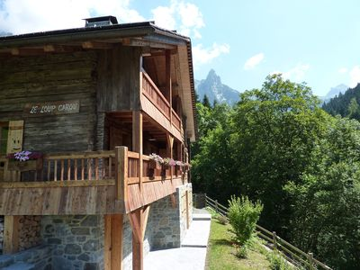 Photo for Splendid authentic chalet in the heart of a preserved valley