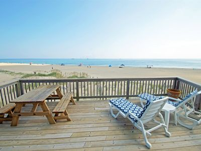 Photo for Oceanfront - South Nags Head - Saturday Check In