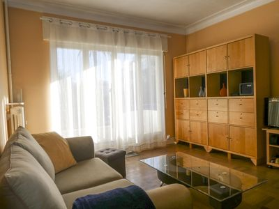Photo for Very Spacious Apartment With Huge Terrace and Beautiful View, 10 Min to the Sea
