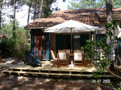 Photo for 1BR House Vacation Rental in LACANAU-OCEAN