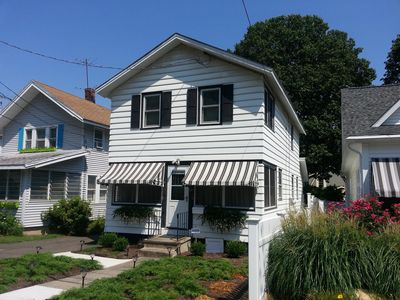 Photo for Bay View Cottage Milford, Ct. 3 Bedrooms, 1.5 Baths, 1/2 Block to Bay View Beach