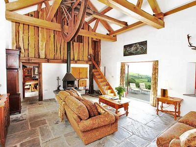 Photo for 3BR Barn Vacation Rental in Llanwrda