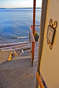 Photo for Alki Beachfront Condo in Stunning Location.View Mts & Island