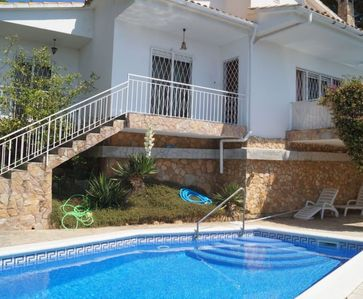 Photo for House - 3 Bedrooms with Pool and Sea views - 107058