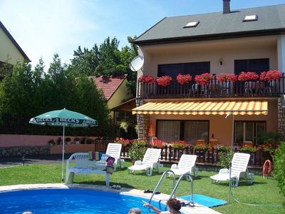 Photo for Holiday apartment with pool and washing machine