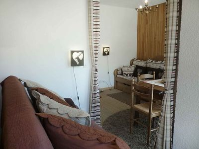 Photo for Apartment in Fontcouverte-la-Toussuire with Lift, Parking, Internet, Balcony (100323)