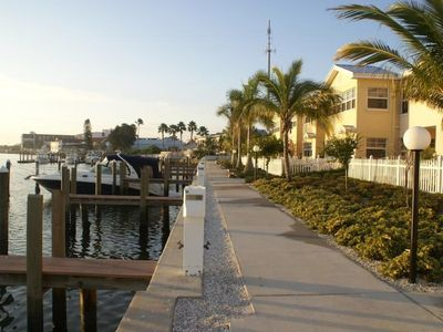 Photo for BEACH ACROSS THE STREET, 1BR APT! POOL, GRILL, GREAT DEAL