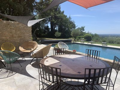Photo for VILLA WITH SWIMMING POOL WITH PANORAMIC VIEW