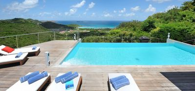 Villa Globe Trotter  -  Ocean View - Located in  Magnificent Lurin with Private Pool