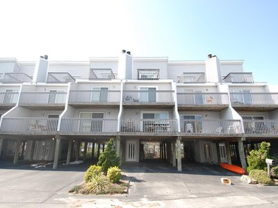 Photo for FREE DAILY ACTIVITIES!!! Beautiful 4 bedroom, 2.5 bath townhouse approximately 300 feet from the beach.