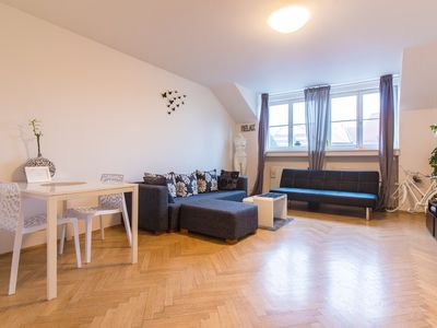 Photo for Apartment in the center of Prague with Internet, Lift, Washing machine (747386)