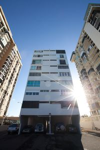 Isla Verde Towers is a 8 story building, the studio is on the 7th floor.