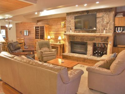 Photo for Outdoor Pool, Private Indoor Hot Tub, Walking Distance to Mountain Village