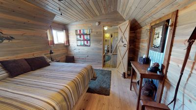 Photo for Stunning Cabin in The Western Town w/Private Bathroom