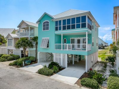 Photo for Private Beach Home with Easy Access to Sand and Community Pool!