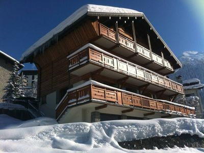 Photo for Apartment/ flat - LA CLUSAZ