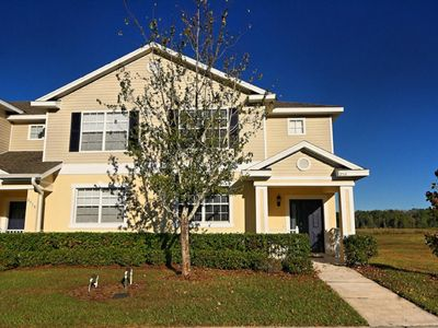 Photo for Gorgeous 3 bedroom townhome 20 mins from Disney