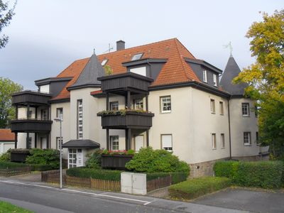 Photo for Apartment in a quiet location in Iserlohn near the center with a large terrace