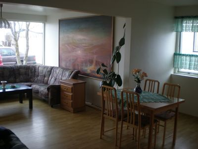 Photo for One bedroom apartment, car included