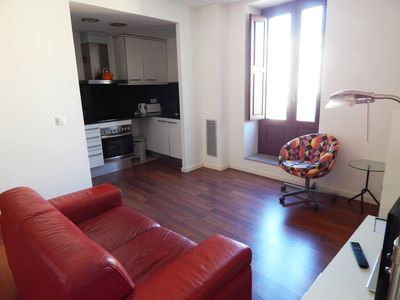 Photo for 3 bedroom holiday apartment Girona - Old Quarter option parking