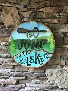 Go jump in the lake :)