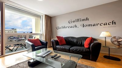 Photo for Harbourside City Centre Apartment with Parking. 200 metres to Eyre Square