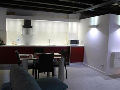 Photo for Apartment Olot for 2 - 4 people with 1 bedroom - Apartment