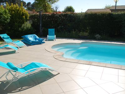 Photo for VILLA 6 people with swimming pool (4 adults 2 children)
