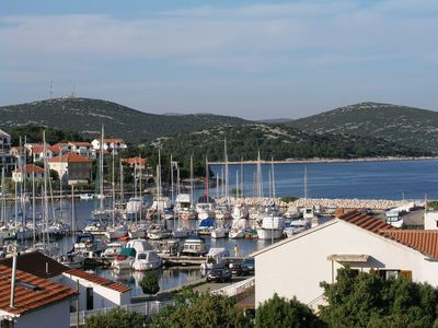 Photo for Apartments MILIN , JEZERA island MURTER, CROATIA