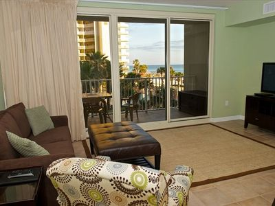 Photo for FABULOUS FALL RATES!!! 3RD FLOOR BEACH CONDO WITH STUNNING OCEAN & POOL VIEWS!