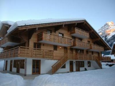 Photo for 2BR Apartment Vacation Rental in Les Diablerets