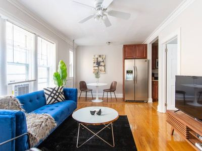 Photo for Bright and Spotless 1BR Apt In Lincoln Square