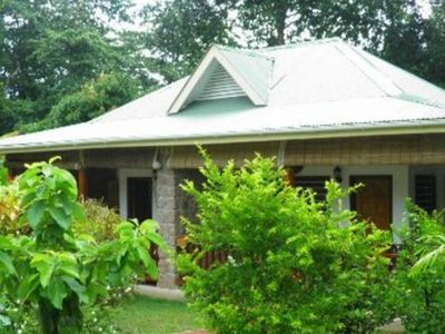 Photo for FLER KOKO bungalow in Coconut du Rocher 5 minutes from beaches