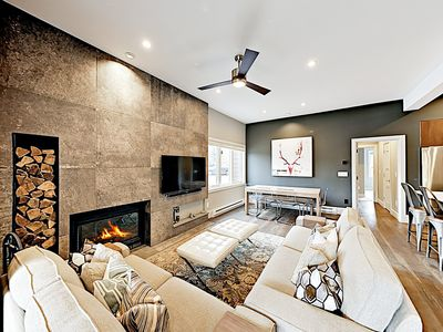Photo for High-End Eagle-Vail Getaway w/ Fireplace -- Near Slopes & Golf, Summer Pool