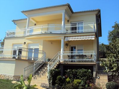 Photo for Holiday apartment with air conditioning and panoramic views