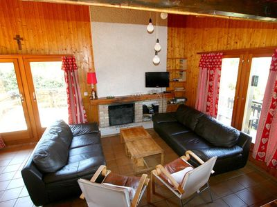 Photo for Lovely chalet located in a quiet and sunny area